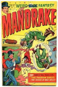 Harvey Comic Hits #53 1951- Mandrake- Origin  FN