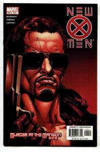 X-MEN #141 Terminator homage cove comic book 2003 Marvel