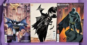 Warren Ellis BATMAN's GRAVE #10 - 12 Bryan Hitch Variant Covers (DC, 2020)!