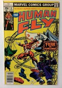 Human Fly #6 Marvel 1978 FN/VF Bronze Age Comic Book 1st Print