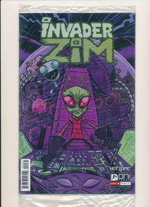 HOT TOPIC INVADER ZIM #2  Near Mint-still in plastic-never been opened  (PF775)