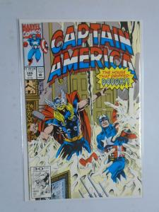 Captain America (1st Series) #345, 6.0 (1991)