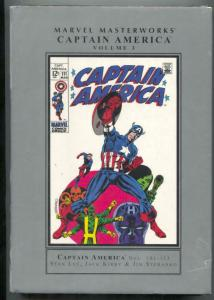 Marvel Masterworks Captain America Vol 3 -Still Sealed
