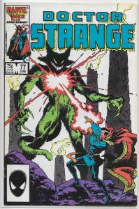 Doctor Strange (vol. 2, 1974) #77 (dir.) FN Gillis/Warner, Khats