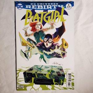 Batgirl 6 Very Fine Cover by Rafael Albuquerque