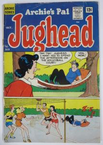 Archie's Pal, JUGHEAD #113 (Archie, 10/1964) G Jug's mom on cover