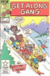 GET ALONG GANG 1 VF-NM May 1985 COMICS BOOK