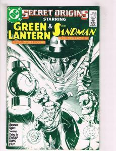 Secret Origins #7 VG/FN DC Comics Comic Book JLA Green Lantern Oct 1986 DE34
