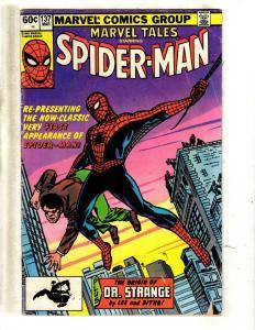 Marvel Tales # 137 VG Marvel Comic Book Amazing Fantasy # 15 Reprint Spider JL10