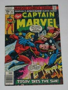 Captain Marvel #57 Thor Appearance 1978 Marvel Comics VF/NM