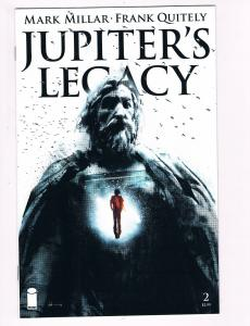 Jupiter's Legacy # 2 Image Comic Books Hi-Res Scans Awesome Issue WOW!!!!!!! S15