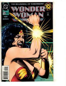 Lot Of 3 Wonder Woman DC Comic Books # 0 91 92 NM 1st Prints Brian Bolland DB13
