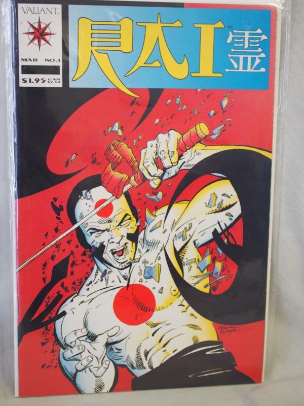 Rai 1  in VF/NM  condition.Unread. 1991