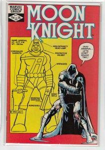 MOON KNIGHT (1980 MARVEL) #19 FN A14466