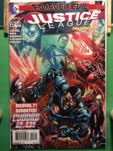 Justice League #27 The New 52 FOREVER EVIL