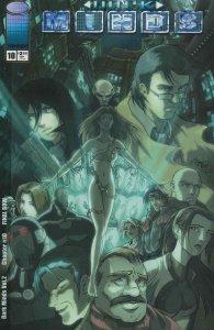 Darkminds (Vol. 2) #10 VF/NM; Image | save on shipping - details inside