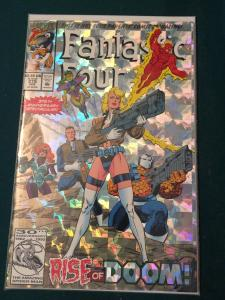 Fantastic Four #375 Mint Condition Holographic cover.never read