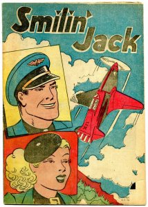 SMILIN' JACK-1947-POPPED WHEAT GIVEAWAY VG