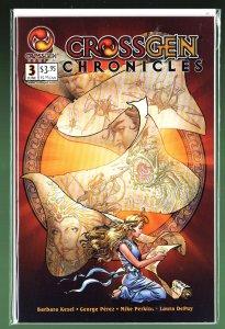 CrossGen Chronicles #3 (2001)