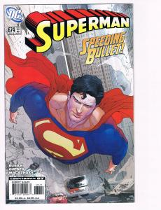 Superman # 674 DC Comic Books Hi-Res Scans Modern Age Awesome Issue WOW!!!!!! S3