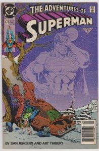 Adventures of Superman #474