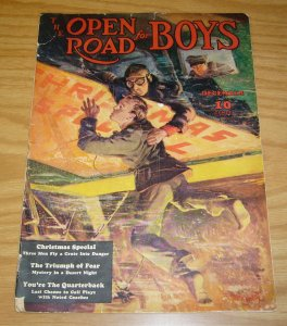 Open Road For Boys (vol. 20) #12 POOR; Open Road   low grade comic - save on shi