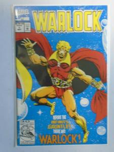 Warlock #1 8.0/VF (1992 Marvel Limited Series)