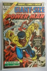 Giant Size Power Man #1, 4.0 (1975)
