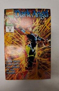 Dark Angel (UK) #9 (1993) NM Marvel Comic Book J688