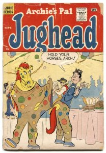 Archie's Pal Jughead #76 1961- pantomime horse cover- G