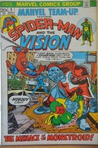 Marvel Team-Up #5 (1972)