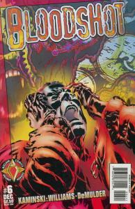 Bloodshot (Vol. 2) #6 VF/NM; Acclaim | save on shipping - details inside