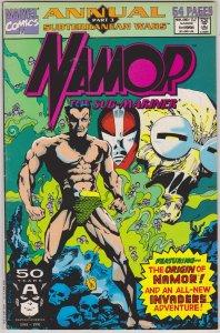 Namor, The Sub-Mariner Annual #1 (1991)