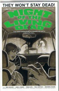 NIGHT of the LIVING DEAD #2, NM+, Variant, Zombies, 2010, undead, more NOTLD in