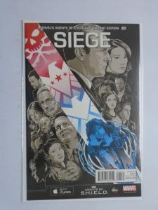 Siege (2015 Marvel) #1D - 8.5 VF+ - 2015 - 1:15 Variant