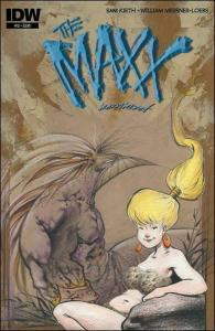 Maxx, The: Maxximized #12 VF/NM; IDW | save on shipping - details inside