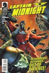 Captain Midnight (2013 series) #2, NM (Stock photo)