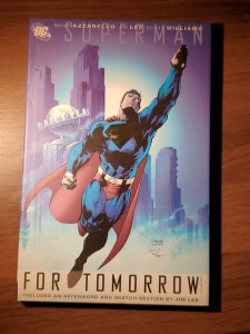 Superman HC VOL 02: For Tomorrow (2006) - Used, Like New