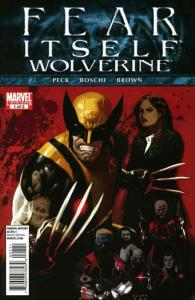 Fear Itself: Wolverine #1 FN; Marvel | save on shipping - details inside