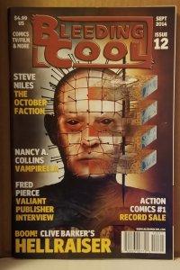 Bleeding Cool Magazine #12 (2014)