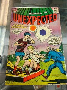 Tales of The Unexpected 86 FN (Dec. 1964)
