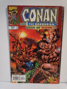 Conan the Barbarian: River of Blood #3