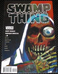Swamp Thing #2 (2004)