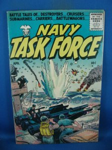 NAVY TASK FORCE 3 F VF 1954 ARAGON