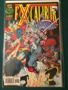 Excalibur #109 vs Spiral