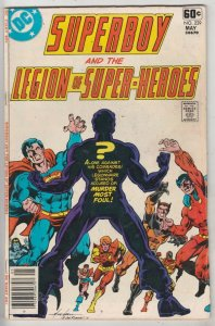 Superboy #239 (May-78) VF+ High-Grade Superboy, Legion of Super-Heroes