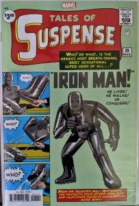 Tales of Suspense #39: Facsimile Edition #1 (2020)