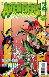 Avengers Unplugged #2 VF/NM; Marvel | save on shipping - details inside