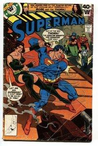 Superman #336 1978-DC-rare Whitman variant-FR