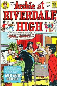 Archie At Riverdale High #10 (Sep-73) VG/FN Mid-Grade Archie